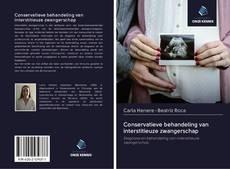 Bookcover of Conservatieve behandeling van interstitieuze zwangerschap
