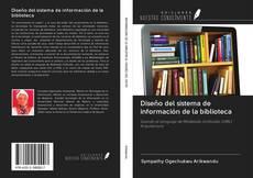 Portada del libro de Diseño del sistema de información de la biblioteca