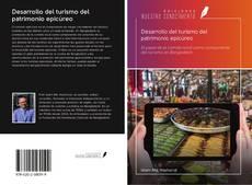Portada del libro de Desarrollo del turismo del patrimonio epicúreo