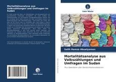 Обложка Mortalitätsanalyse aus Volkszählungen und Umfragen im Sudan