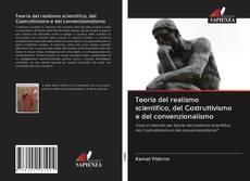 Обложка Teoria del realismo scientifico, del Costruttivismo e del convenzionalismo