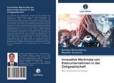 Bookcover of Innovative Merkmale von Kleinunternehmen in der Zivilgesellschaft