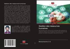 Couverture de Gestion des ressources humaines