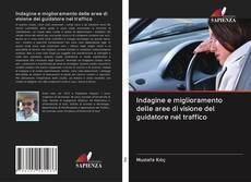 Capa do livro de Indagine e miglioramento delle aree di visione del guidatore nel traffico