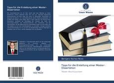 Portada del libro de Tipps für die Erstellung einer Master-Dissertation