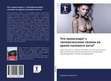 Capa do livro de Что происходит с человеческими телами во время полового акта?