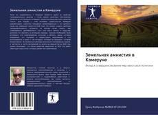 Земельная амнистия в Камеруне kitap kapağı