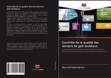 Bookcover of Contrôle de la qualité des terrains de golf andalous