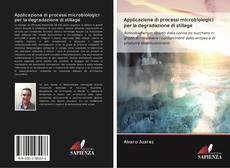 Portada del libro de Applicazione di processi microbiologici per la degradazione di stillage