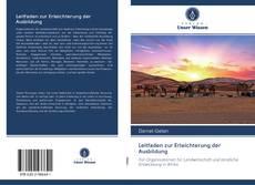 Buchcover von Leitfaden zur Erleichterung der Ausbildung
