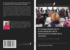Bookcover of El rompecabezas de la profundización de la democracia a través de la consulta