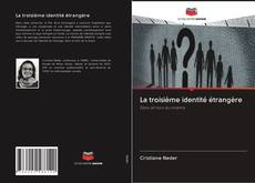 Bookcover of La troisième identité étrangère