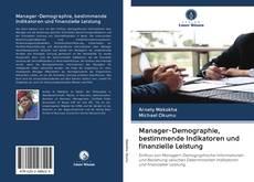 Borítókép a  Manager-Demographie, bestimmende Indikatoren und finanzielle Leistung - hoz