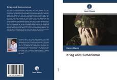 Bookcover of Krieg und Humanismus