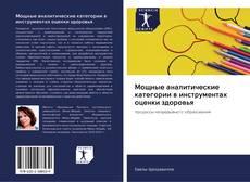 Bookcover of Мощные аналитические категории в инструментах оценки здоровья