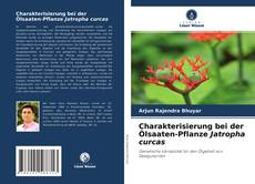 Buchcover von Charakterisierung bei der Ölsaaten-Pflanze Jatropha curcas