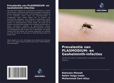 Portada del libro de Prevalentie van PLASMODIUM- en Geohelminth-infecties