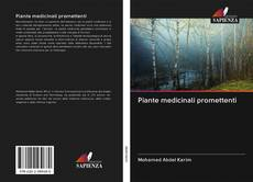 Bookcover of Piante medicinali promettenti