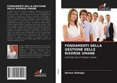 Copertina di FONDAMENTI DELLA GESTIONE DELLE RISORSE UMANE