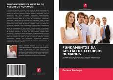 Portada del libro de FUNDAMENTOS DA GESTÃO DE RECURSOS HUMANOS