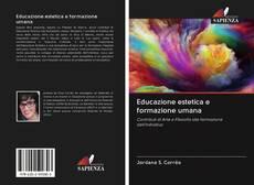 Copertina di Educazione estetica e formazione umana