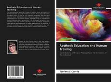 Bookcover of Aesthetic Education and Human Training