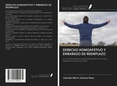 Copertina di DERECHO HOMOAFETIVO Y EMBARAZO DE REEMPLAZO