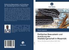 Portada del libro de Politisches Bewusstsein und Ausübung der Staatsbürgerschaft in Mosambik