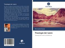 Bookcover of Theologie der Leere