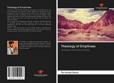 Bookcover of Theology of Emptiness
