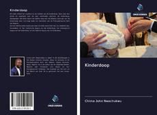 Bookcover of Kinderdoop