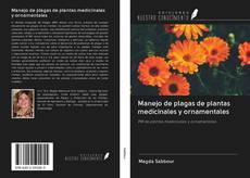 Обложка Manejo de plagas de plantas medicinales y ornamentales