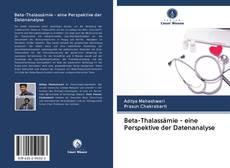 Capa do livro de Beta-Thalassämie - eine Perspektive der Datenanalyse