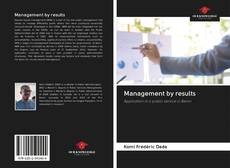 Bookcover of Management by results