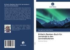 Kritisch-Denken-Buch für Lernende in den Lerninstitutionen kitap kapağı