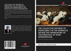 Bookcover of THE COLLECTIVE DEFENSE OF DEMOCRACY IN THE AMERICAS WITHIN THE FRAMEWORK OF THE PRINCIPLE OF NON-INTERVENTION