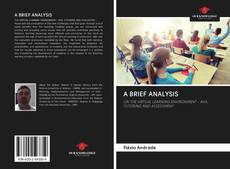 Bookcover of A BRIEF ANALYSIS
