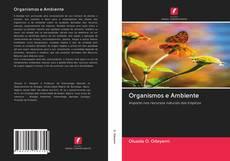 Capa do livro de Organismos e Ambiente