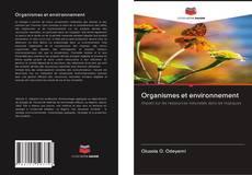 Organismes et environnement kitap kapağı