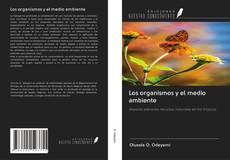 Capa do livro de Los organismos y el medio ambiente