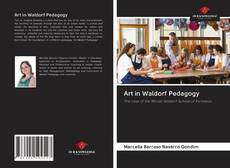 Couverture de Art in Waldorf Pedagogy
