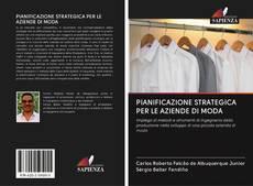 Copertina di PIANIFICAZIONE STRATEGICA PER LE AZIENDE DI MODA