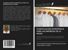 Portada del libro de PLANIFICACIÓN ESTRATÉGICA PARA LAS EMPRESAS DE LA MODA