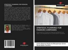 Bookcover of STRATEGIC PLANNING FOR FASHION COMPANIES