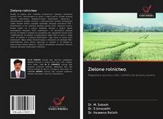 Bookcover of Zielone rolnictwo