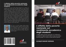 Copertina di L'effetto della povertà nazionale sul rendimento accademico degli studenti