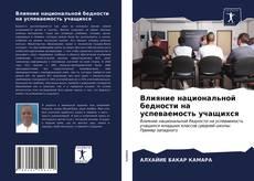 Bookcover of Влияние национальной бедности на успеваемость учащихся