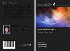 Portada del libro de Prostodoncia digital