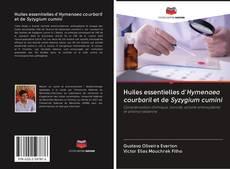 Portada del libro de Huiles essentielles d'Hymenaea courbaril et de Syzygium cumini