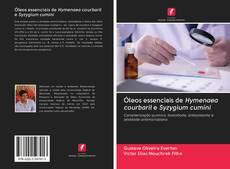 Обложка Óleos essenciais de Hymenaea courbaril e Syzygium cumini